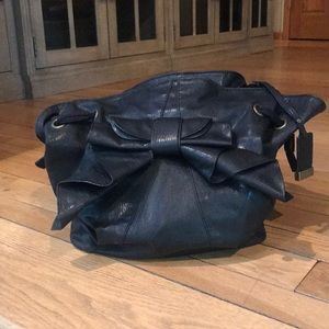 JESSICA SiMPSON black purse